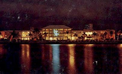 Lago Mar Hotel - Fort Lauderdale, Florida FL Postcard