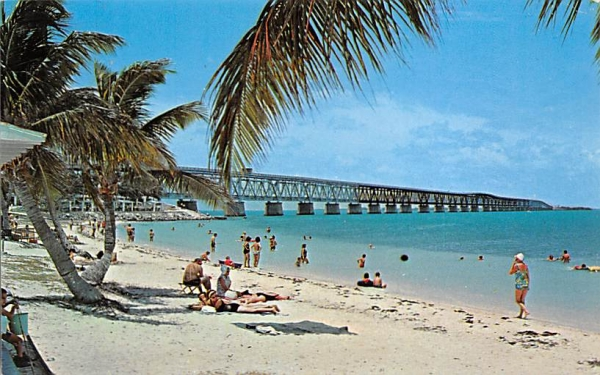 swimming and picnic areas in the Keys  Florida Keys Postcards, Florida