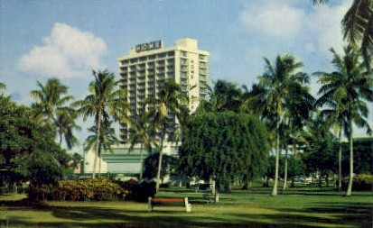 Bandhshell  - Hollywood, Florida FL Postcard