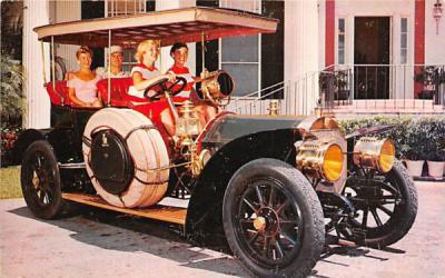 This four passenger 1907 Locomobile Hypoluxo, Florida Postcard