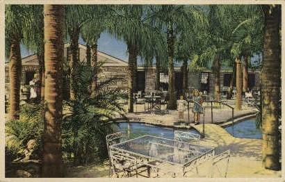 Indian Rock, Florida, FL Postcard