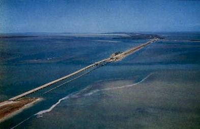 Indian Key Fill - Indian Rock, Florida FL Postcard