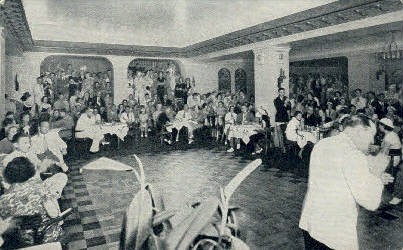 Roosevelt Hotel - Jacksonville, Florida FL Postcard