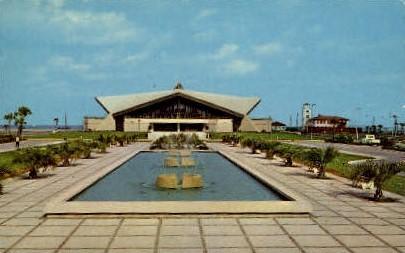 City Auditorium - Jacksonville, Florida FL Postcard