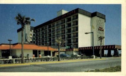 Howard Johnson's - Jacksonville, Florida FL Postcard