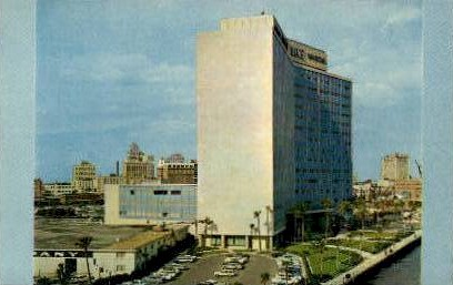 Atlantic Coast Line Building - Jacksonville, Florida FL Postcard