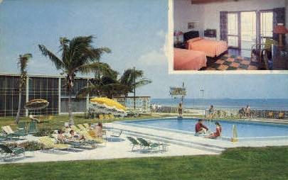 Key Ambassador - Key West, Florida FL Postcard