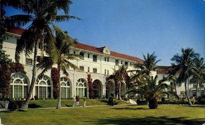 Casa Marina - Key West, Florida FL Postcard
