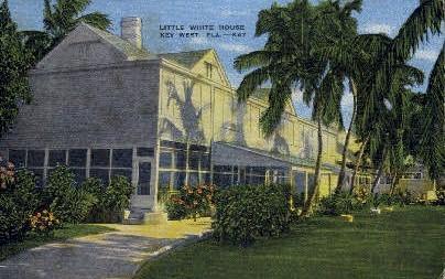 Key West, Florida, FL Postcard
