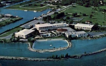 Indies Inn - Key West, Florida FL Postcard