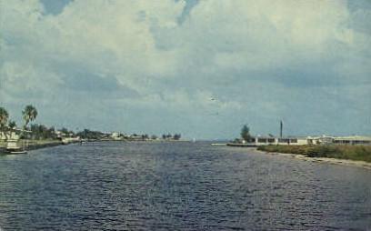 Key Royale - Key West, Florida FL Postcard