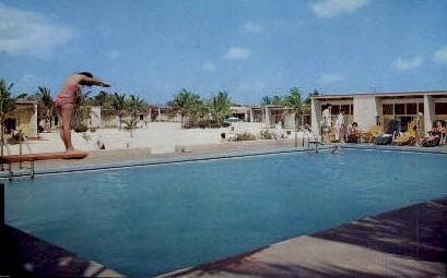 Islander Hotel - Key West, Florida FL Postcard