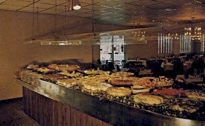 Coral Grill Restaurant - Key West, Florida FL Postcard