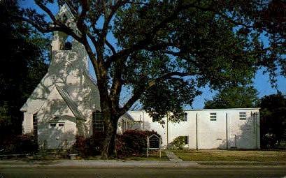 First Presbyterian Church - Kissimmee, Florida FL Postcard