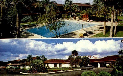 Rodeway Inn - Kissimmee, Florida FL Postcard