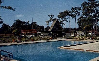 KOA Kampground - Kissimmee, Florida FL Postcard