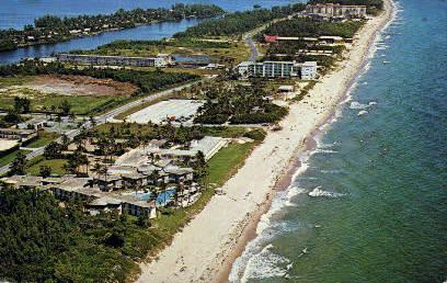 Lantana - Florida FL Postcard