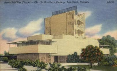 Florida Souther College - Lakeland Postcard