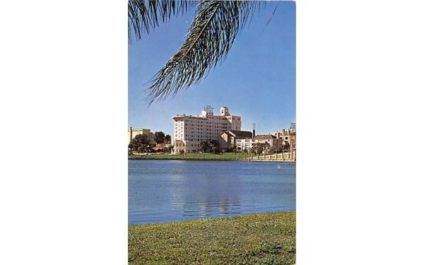 The New Florida Hotel Postcard