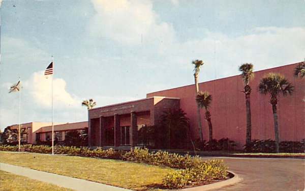 Home of the Florida Citrus Commission Postcard
