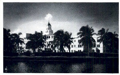 St. Francis Hospital - Miami, Florida FL Postcard
