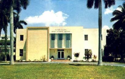 Papanicolaou Cancer Institute - Miami, Florida FL Postcard