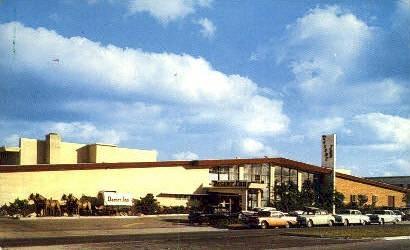 Desert Inn Motel - Miami Beach, Florida FL Postcard