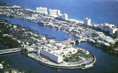 Exclusive North Beach - Miami Beach, Florida FL Postcard