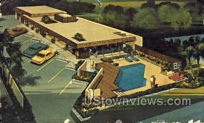 Riviera Pools - Fort Lauderdale, Florida FL Postcard
