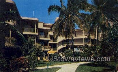 Lauderdale Biltmore - Fort Lauderdale, Florida FL Postcard