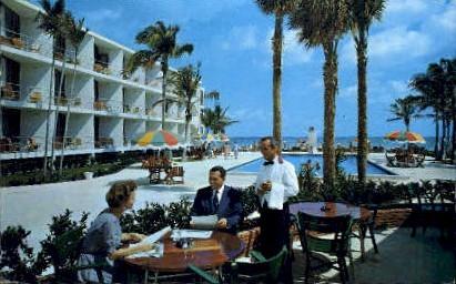 Motel   - Misc, Florida FL Postcard