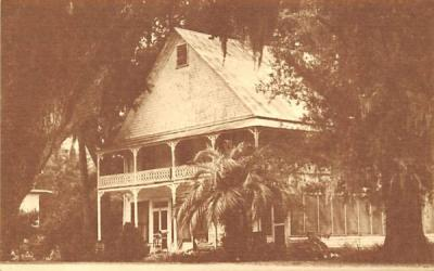 The McIntosh Hotel Florida Postcard