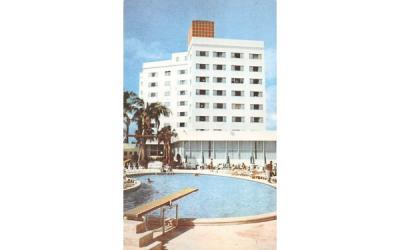 The Lombardy Miami Beach, Florida Postcard