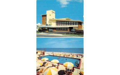 The Mercury Luxury Resort Motel Miami Beach, Florida Postcard