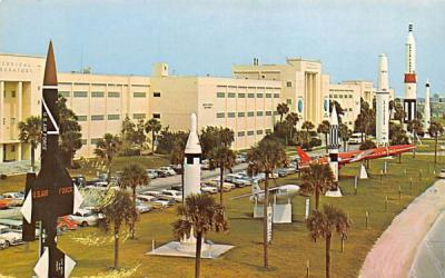 AFMTC'S Technical Laboratory Misc, Florida Postcard