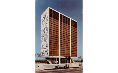 Bacardi Imports, INC. Building Miami, Florida Postcard