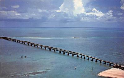 Bahia Honda, and home of Bahia Honda State Park Misc, Florida Postcard