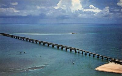 Bahia Honda, Bahia Honda State Park Misc, Florida Postcard