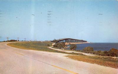 Bahia Honda Bridge Misc, Florida Postcard