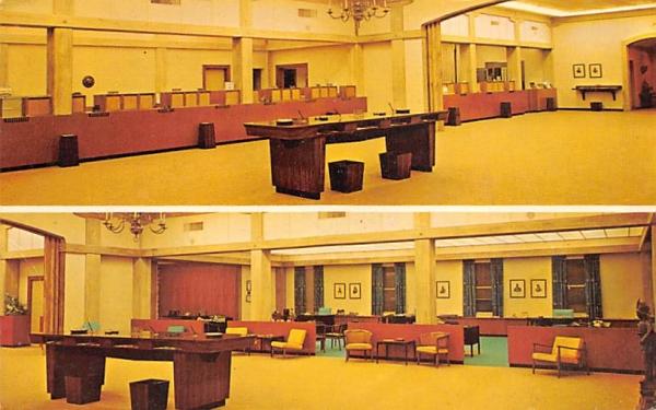 First American Bank of North Palm Beach, FL, USA Florida Postcard