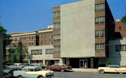 Orange Memorial Hospital - Orlando, Florida FL Postcard