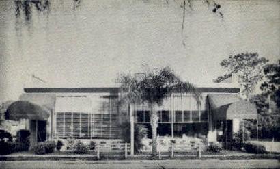 Grandma's Kitchen - Orlando, Florida FL Postcard