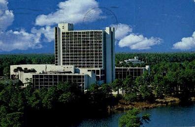 Dutch Resort Hotel - Orlando, Florida FL Postcard
