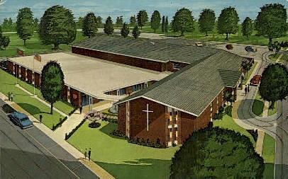 Salvation Army - Orlando, Florida FL Postcard