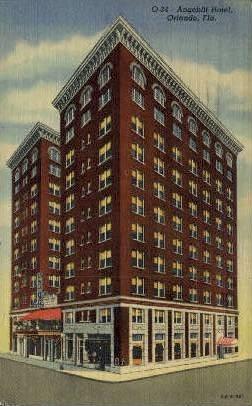 Angebilt Hotel - Orlando, Florida FL Postcard
