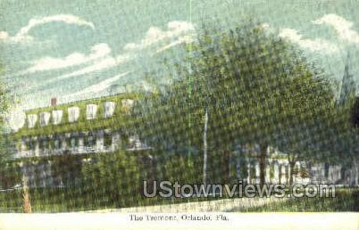 Tremont - Orlando, Florida FL Postcard