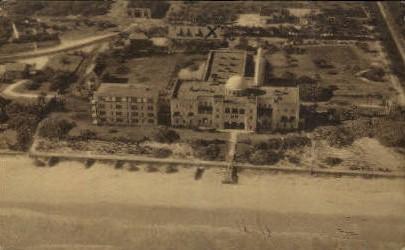 Coquina Hotel - Ormond Beach, Florida FL Postcard