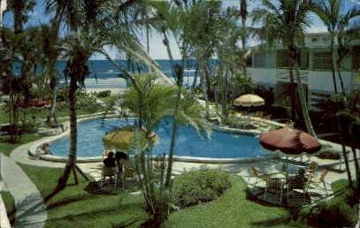 Ormond Biltmore - Ormond Beach, Florida FL Postcard