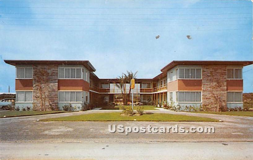 Kia Ora Apartments - Ormond Beach, Florida FL Postcard