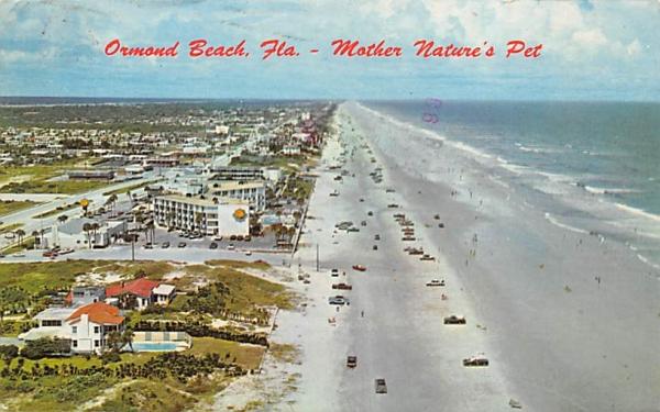 Mother Nature's Pet, Ormond Beach, FL, USA Florida Postcard